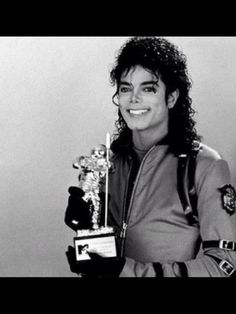 mj and trophy