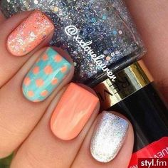 nice nails and designs