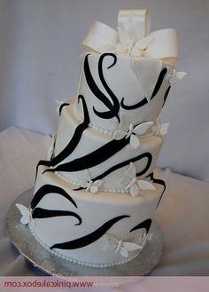 zebra wedding dress
