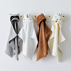 Shop west elm for modern baby & kids furniture and decor collections designed for safety and quality. Baby Towel, Towel Set, Baby Bath Towels, Nursery Rocker, Towel Animals, Nursery Rugs, Bedding Shop, Pottery Barn Kids, Kid Beds