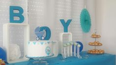 Baby Shower Party Boy