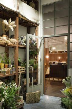 paul raeside, ace hotel, universal design, shoreditch, London