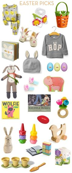 25 sweet but sugar free easter gifts for kids withtwocats twenty easter basket picks for kids negle Image collections
