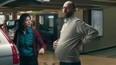 iber One The Pregnant Man tv commercial ad 2015 HD • advert Fiber One The Irregular Pregnant Man A Story Of Expectation, Struggle And Patience Full Version ...
