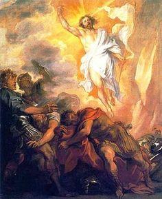 "Van Dyk, ""La Resurrezione"""