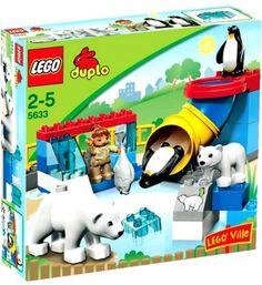 LEGO Duplo - Sarki állatkert (5633)