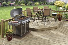 Enjoy outdoor dining at its finest.