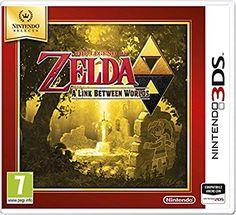Nintendo Sw 3DS 2231149 Zelda:Link Between Worlds-