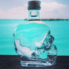 Did you know: Crystal Head Vodka is produced with the pristine water of Newfoundland, Canada.  Photo credit: @freeborn_ on Instagram