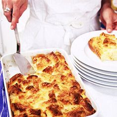 Never-Fail Soufflé It's not a classic soufflé,but this dish makes a delicious centerpiece for a holiday breakfast any time of the year.Quick and easy,it is best assembled the night before it's served. | SAVEUR May 9, 2007