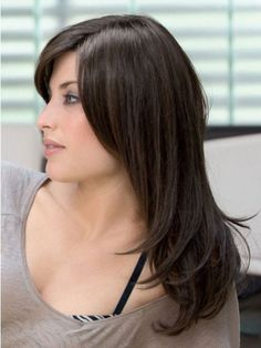 Medium To Long hairstyles for oval faces-2