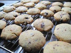Cookies au chocolat blanc et noir - à partir de 12 mois
