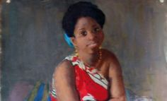 Ragazza somala (Amina) – 1955