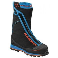 Mammut Nordwand High GTX - Great mountaineering boots built light without sacrificing quality! Includes double GTX construction and crampon compatible.