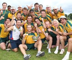 TOUCH AUSTRALIA 2011