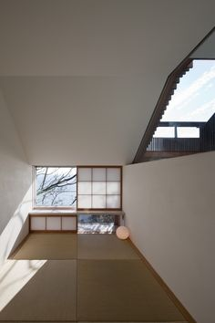Wind-dyed House / acaa