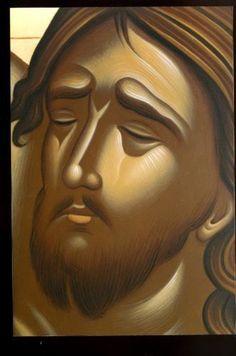 Kliknij aby obejrzeć w pełnym rozmiarze Images Of Christ, Pictures Of Christ, Byzantine Icons, Byzantine Art, Religious Icons, Religious Art, Greek Icons, Religion Catolica, Russian Icons