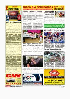 Advocacia Dourados: Boca do Povo - Edição 751 - Sucursal de Dourados