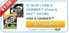 coupons on arm and hammer detergent