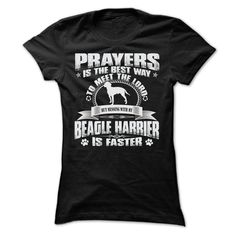 BUT MESSING MY BEAGLE HARRIER IS FASTER TSHIRTS