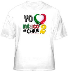 Yo quiero México al chile 2 https://www.kichink.com/buy/75715/fabiangiles/mexico-al-chile-2-playera#.UuKNDJFaw18