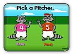Online Learning Game ... Base Word Baseball --  Strike 1! Help the Chimpunks win their Championship Baseball gameby helping them read base words with suffix endings. They need your help with the endings -ing, -ed, -ful, -est, -ness and -ly.