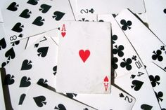 Playing card prayers and several other cool ideas for prayer
