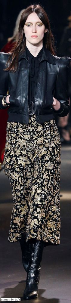 Fall 2016 Ready-to-Wear Saint Laurent (From Fall 2016 Menswear) Fashion Days, Tomboy Fashion, Fashion Books, Fashion Outfits, Fashion 2016, Classy Fashion, Runway Fashion Looks, Autumn Winter Fashion, Fall Winter