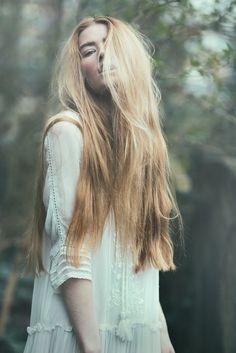 blonde © Emily Soto