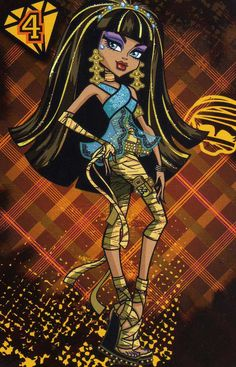 cleo de nile | Cleo De Nile - Monster High Photo (28820539) - Fanpop fanclubs