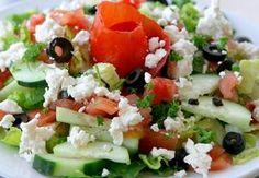 7 řecký salát
