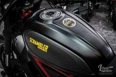 Racing Cafè: Ducati Scrambler by LiberoMoto