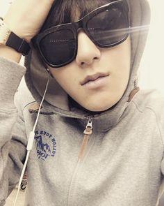 #ZTao IG : Will departure soon to***haha bye plz wait for me...