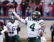 Ohio wins Independence Bowl (AP Photo/Rogelio V. Solis)
