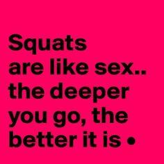 Top 5 Reasons to Full Squat