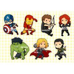 Cute!! - marvel-comics Fan Art