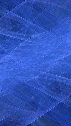 Wallpaper iPhone 5 blue flame fractal