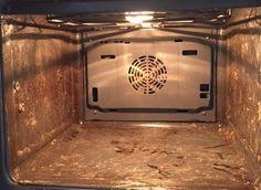 Linettes ovn trænge til en rengøring
