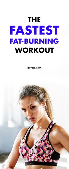The shortest workout with the highest calorie burn