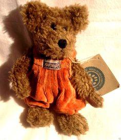 cf3d69390a7 Teddy Bear Boyds Bear Bearwear Plush 6