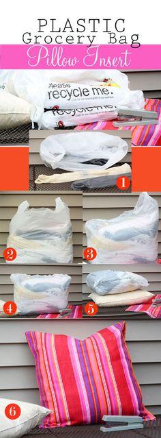 Top 10 DIY Decorating Pillows Ideas