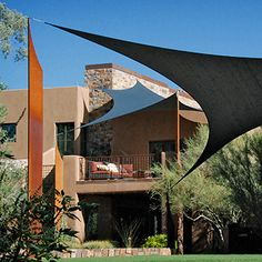 Tensile Structures, Portable Hammock, Patio Shade, Hammock Stand, Glamping, Outdoor Gardens, Garden Design, Patio Ideas, Yard Ideas