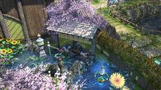 121 Best Ffxiv House Ideas Images Dubai Garden Garden 400 x 300
