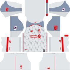 ▷ Kits Manchester United Dream League Soccer 2019 - 2018