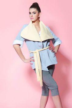 Duster Coat, Candy, Jackets, Fashion, Down Jackets, Moda, Fashion Styles, Sweets, Fashion Illustrations