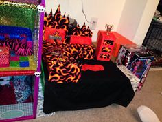 Monster high furniture for the boy dolls