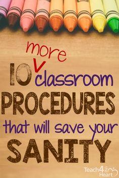 10 more classroom pr