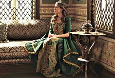 "Dilruba Sultan - ""Fraternal Feud (Kardes Kavgasi)"" Magnificent Century: Kösem - Season 1, Episode 22"