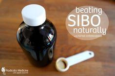 Beating SIBO Naturally