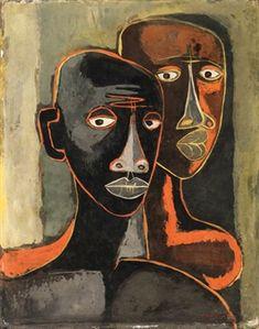 Oswaldo Guayasamín (1919-1999) was een Ecuadoraans kunstschilder. Hij wordt gezien als een van de belangrijkste kunstenaars van dit land. Hij staat vooral bekend om zijn sociaalkritische schilderijen. Hij heeft een specifieke schilderstijl waarin hij het lijden van het Latijns-Amerikaanse volk weergeeft. Mensen met verweerde handen en met tranen in de ogen, en skeletachtige figuren die hun handen ten hemel heffen komen veelvuldig voor